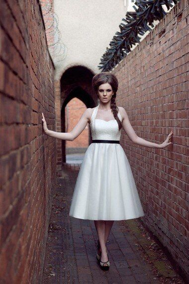The Rise of the Short Wedding Dress and 10 Reasons Why You Should Consider Wearing