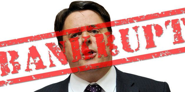 BNP Leader Nick Griffin Is Very Happy About Being Declared