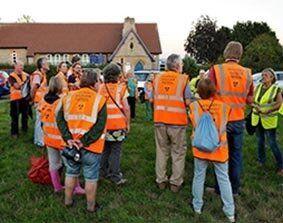 Courageous Volunteers Battle on for