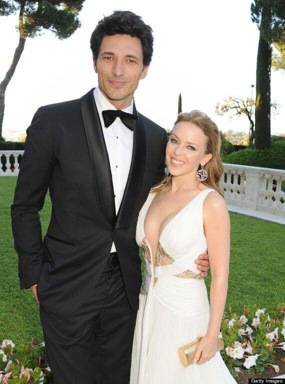 Kylie Minogue Splits From Boyfriend Andres