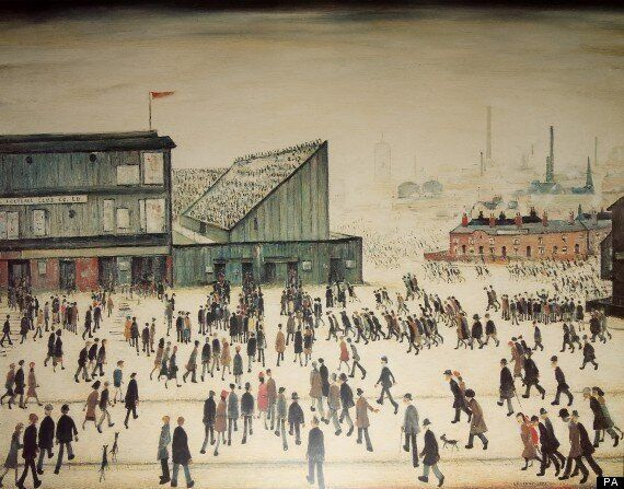 LS Lowry Retrospective Show Planned For Tate