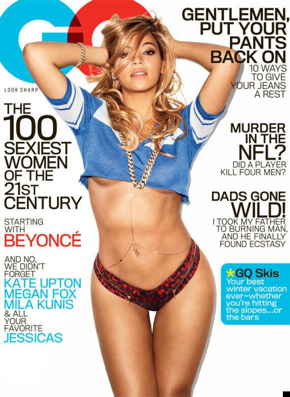 Beyoncé Knowles Voted Hottest Woman Of The 21st Century By GQ
