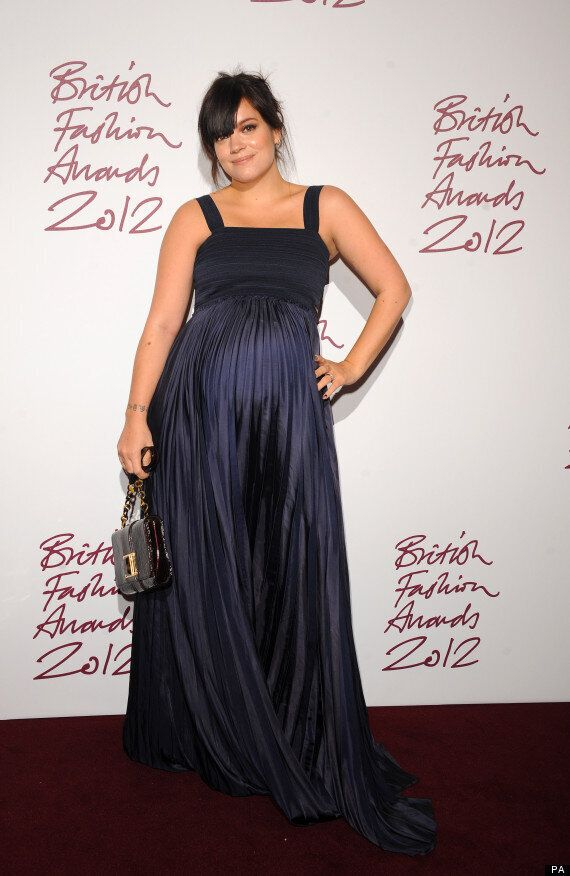 Lily Allen Gives Birth To Baby