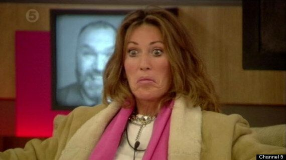 'Celebrity Big Brother' 2013: Paula Hamilton Booed As She's Evicted From The