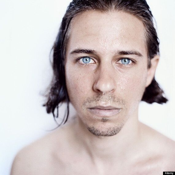 Men With Cold Blue Eyes And Thin Faces Seen As 'Less