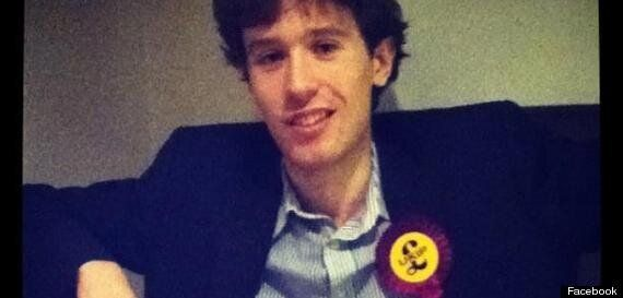 Ukip's Olly Neville, Youth Chair, Sacked After Revealing Support For Gay