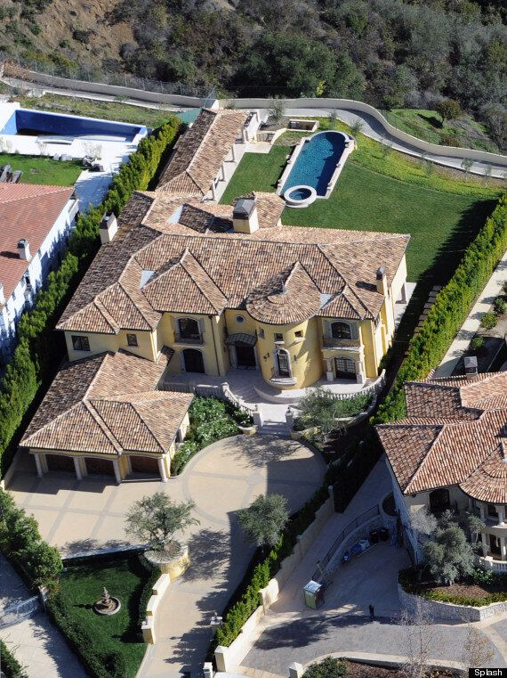 Kim Kardashian And Kanye West Splash Out On $11m Bel Air