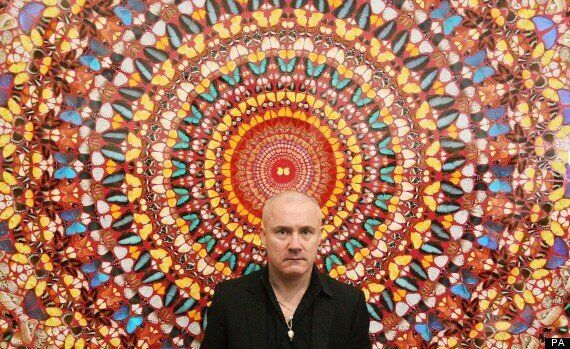 Damien Hirst Solo Show Helps Tate Modern Record Busiest Year In