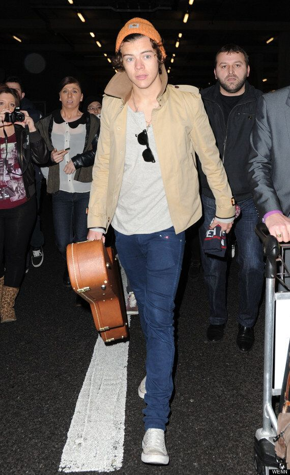 Harry Styles Gets Over Taylor Swift Love Split With Jacuzzi Party On Richard Branson's