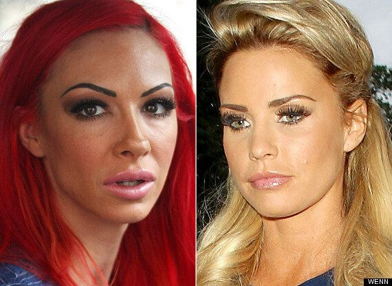 Katie Price Offers To Help Rival Jodie Marsh After Four Ponies Are Mysteriously Dumped In Her