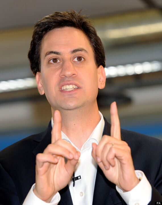 Labour Party Conference: Ed Miliband Promises Brighter Future For Young