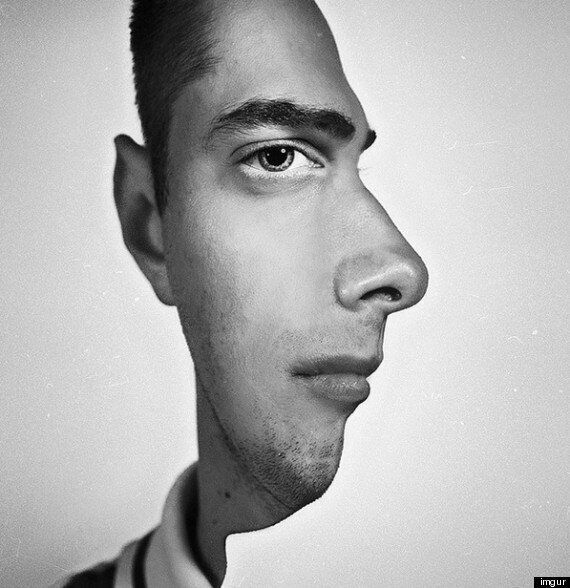 Optical Illusion: Black And White Snap Will Melt Your Mind