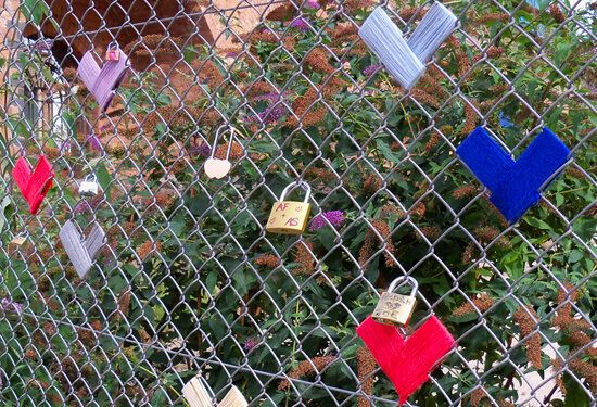 I've Locked my Love to an East London