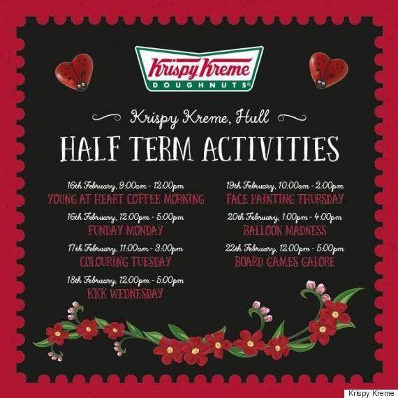 Krispy Kreme Advertises 'KKK Wednesday' For
