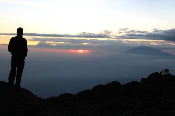 Man Down - The Path to Kilimanjaro Turns Against
