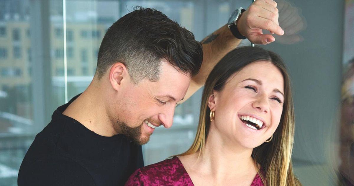 Frédérique Dufort et Jérôme Couture sont maintenant parents