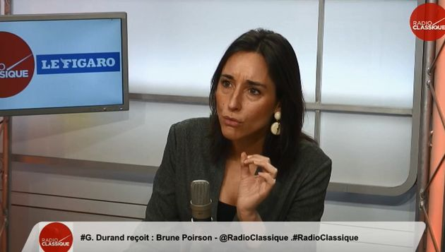 Brune Poirson sur Radio Classique ce mercredi 12