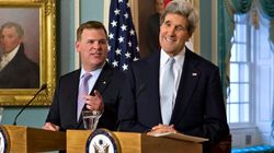 Kerry Thanks Canada For Joining Iraq Mission, Says World Is