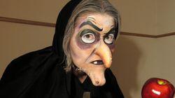 20 Creative Halloween Makeup