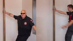 ► B.C. Firefighters Bust A Move In New Safety