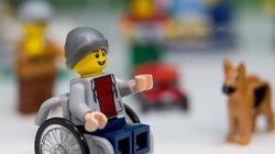 Lego dévoile sa première figurine en chaise