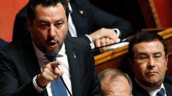 Senato autorizza processo a Salvini. La Lega non partecipa al
