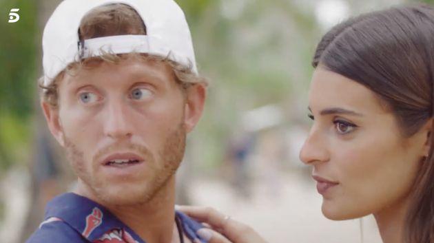 Gonzalo y Susana en La isla de las