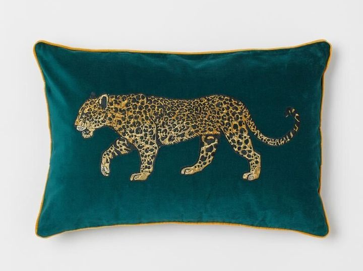 Velvet Cushion Cover, H&M