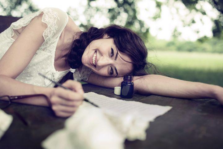 Δεν υπάρχει κανένας συγκεκριμένος τρόπος με τον οποίο πρέπει να μοιάζει η ερωτική σας επιστολή.
