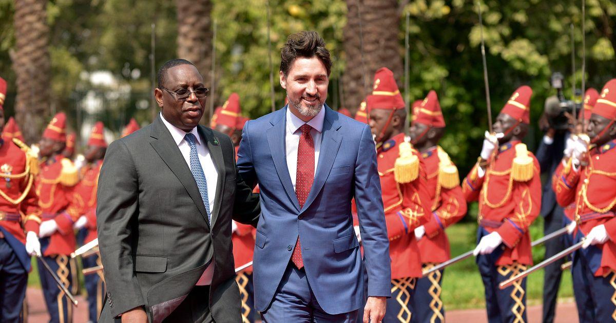セネガルはカナダの国連安全保障理事会の議席獲得を支援します