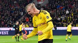Dortmund-PSG: Erling Haaland, l'attaquant précoce qui marche dans les pas de