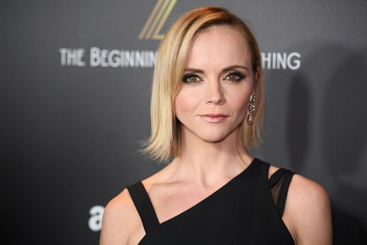 Christina Ricci has shared about the many ways her life has changed since becoming a parent.