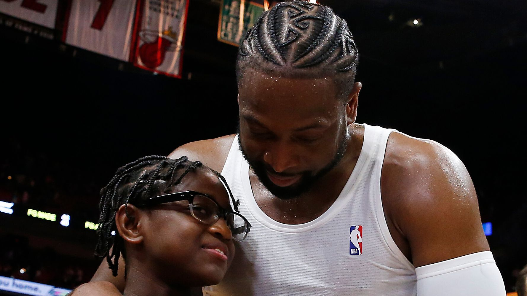 Dwyane Wade's 12-Year-Old Speaks Eloquently About Her 'True' Gender