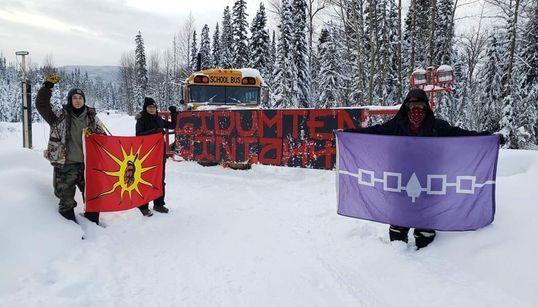 'The Fight Isn't Over': Wet'suwet'en Activist Speaks Out After RCMP