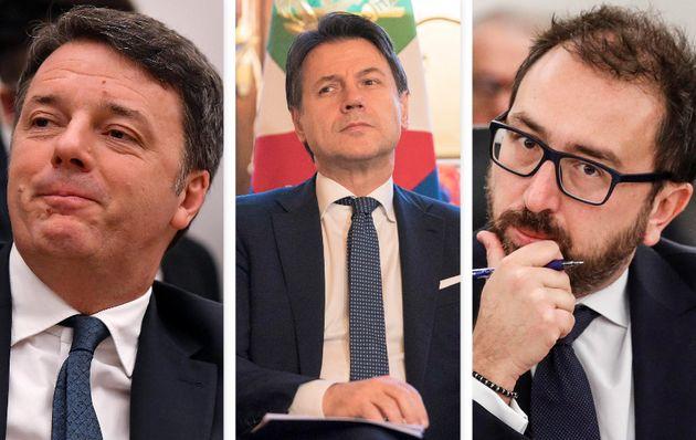 Renzi, Conte e