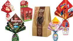 Nestlé lança coelhinhos de KitKat e ovo de Nescau para a