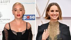 Rose McGowan Was 'Deeply Offended' By Natalie Portman's 'Fake' Oscars Protest