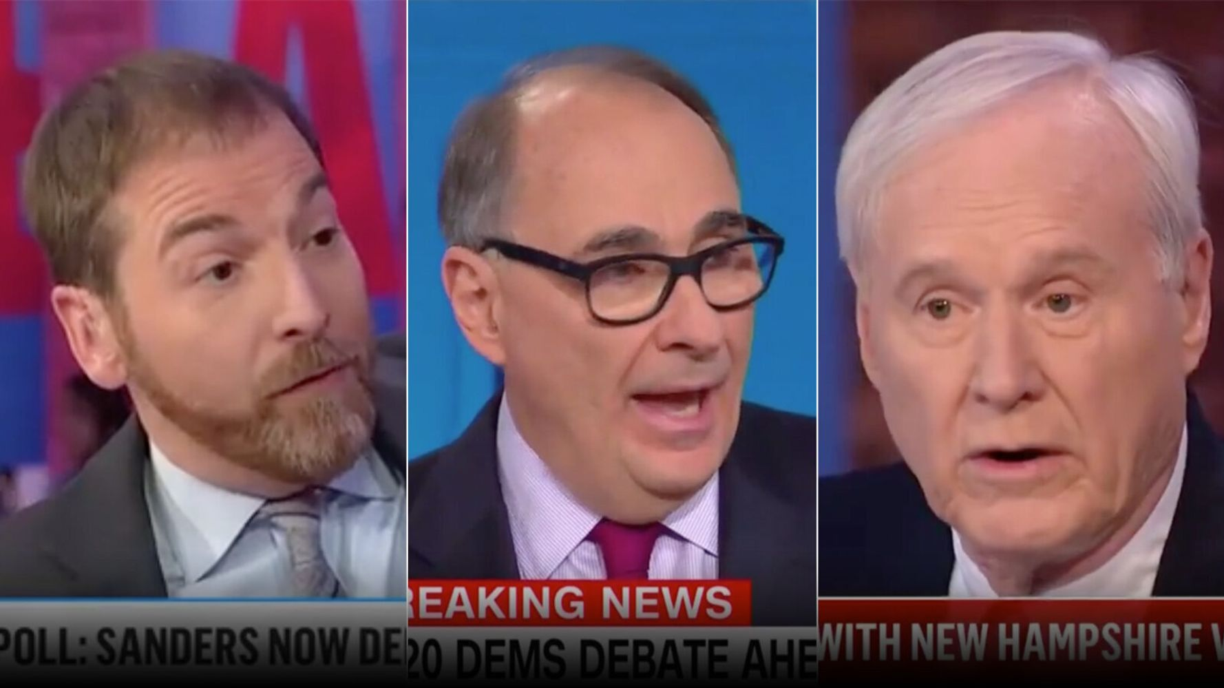 Cable News Just Can't Bring Itself To Admit That Bernie Sanders Won