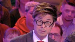 Joachim Son-Forget annonce sa candidature à la présidentielle