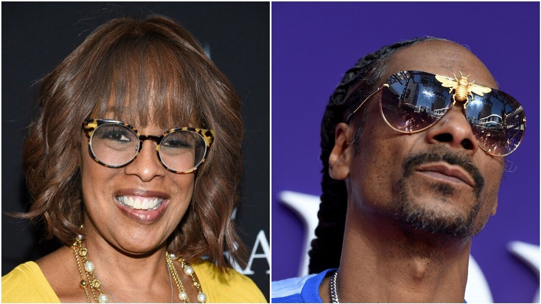 Westlake Legal Group 5e44993a21000061002692b1 Snoop Dogg Apologizes To Gayle King For 'Derogatory' Attack Over Kobe Bryant