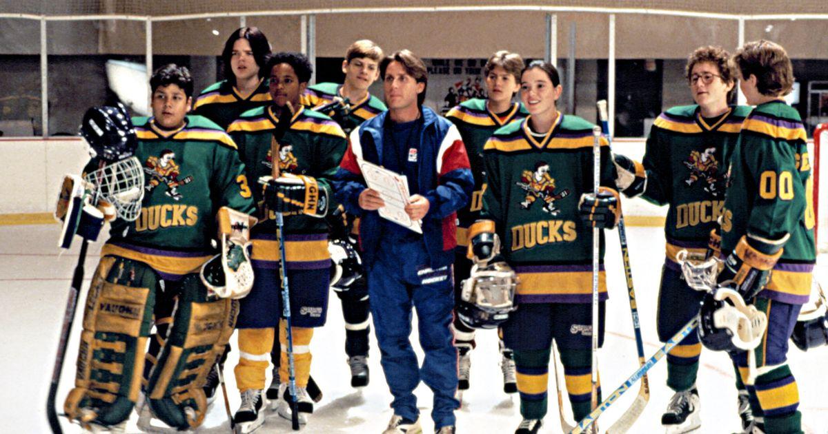 Les Mighty Ducks seront l'équipe à battre dans la nouvelle série Disney+