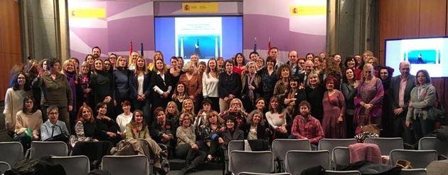Participantes en la