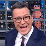Colbert Reveals What Trump Has Exactly Right About Bernie Sanders's