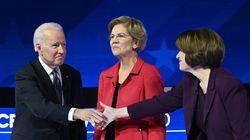 La primaire du New Hampshire fait le ménage: un 3e démocrate jette l'éponge en