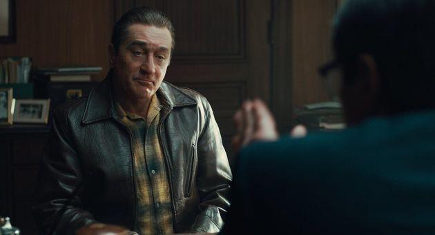 """Nommé aux Oscars pour les effets spéciaux de """"The Irishman"""", Stéphane..."""