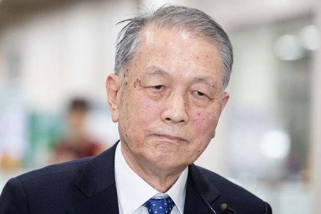 김기춘 전 대통령