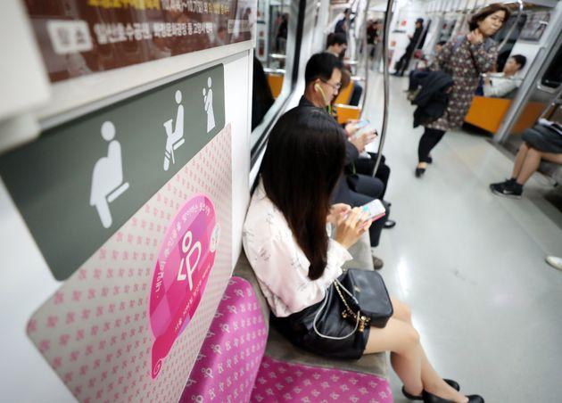 '임산부 배려석' 앉은 임신부 폭행한 남성에게 내려진