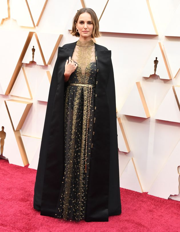 Natalie Portman Speaks Out After Rose McGowan Labels Her A 'Fraud' Over 'Deeply Offensive' Oscars Cape