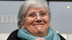 Ponsatí, en su estreno en el Europarlamento: