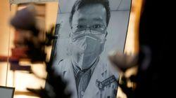 중국 광시에서 코로나19 감염 사실을 숨기면 사형당할 수도